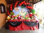 Jardim Encantado (Joaninha) Tradicional - Winie Festas Decorações