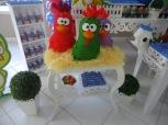 Galinha Pintadinha Clean - Winie Festas Decorações