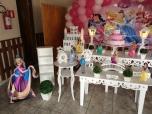 Princesas Disney Clean - Winie Festas Decorações