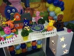Backyardigans Clean - Winie Festas Decorações