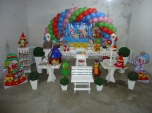 Patati Patatá Clean - Winie Festas Decorações