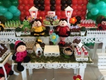 Jardim Encantado (Joaninha) Clean - Winie Festas Decorações