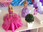 Barbie, Escola de Princesas Clean - Winie Festas Decorações