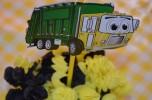 Caminhão do Lixo Clean - Winie Festas Decorações