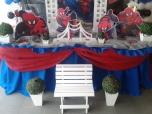 Homem-Aranha Tradicional - Winie Festas Decorações e