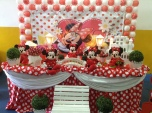 Minnie Vermelha Tradicional - Winie Festas Decorações