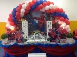 Homem-Aranha Tradicional - Winie Festas Decorações