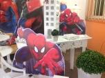 Homem-Aranha Clean - Winie Festas Decorações