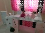 Barbie, Moda e Magia Clean – Winie Festas Decorações