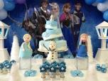 Frozen Clean - Winie Festas Decorações