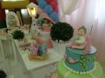 Passarinhos Clean - Winie Festas Decorações