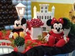 Mickey e Minnie Tradicional - Winie Festas Decorações