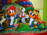 Pica-Pau Tradicional - Winie Festas Decorações