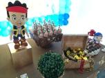 Jake e os Piratas Clean - Winie Festas Decorações