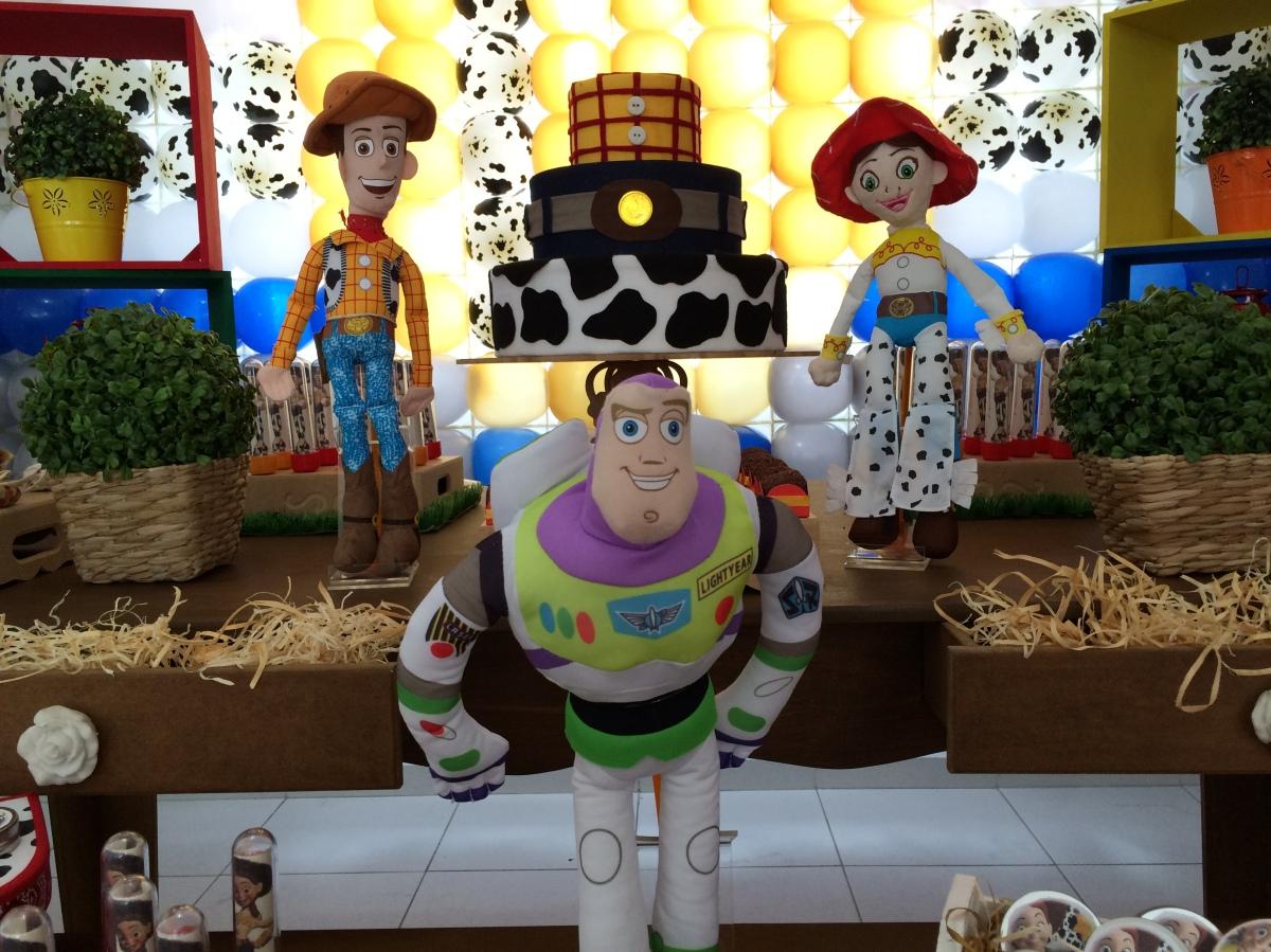 Toy Story Rústica