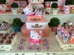 Hello Kitty Clean - Winie Festas Decorações