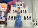 Cinderela Clean - Winie Festas Decorações