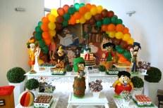 Chaves Clean - Winie Festas Decorações