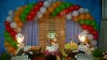 Fazendinha Rústica - Winie Festas DecoraçõesFazendinha Rústica - Winie Festas Decorações