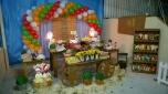 Fazendinha Rústica - Winie Festas Decorações