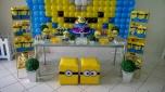 Minions Clean - Winie Festas Decorações
