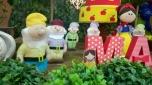 Branca de Neve Rústica - Winie Festas Decorações