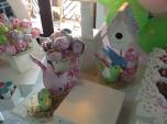 Passarinhos e Borboletas Clean - Winie Festas Decorações