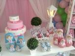 Matrioska Clean - Winie Festas Decorações