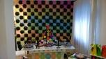 Balada Clean - Winie Festas Decorações