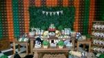 Safari Rústica - Winie Festas Decorações