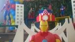 Vingadores Rústica - Winie Festas Decorações