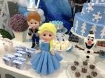 Frozen Clean 2 - Winie Festas Decorações