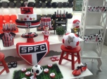 São Paulo Futebol Clube - Winie Festas Decorações