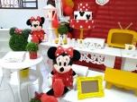 Mickey e Minnie Clean - Winie Festas Decorações